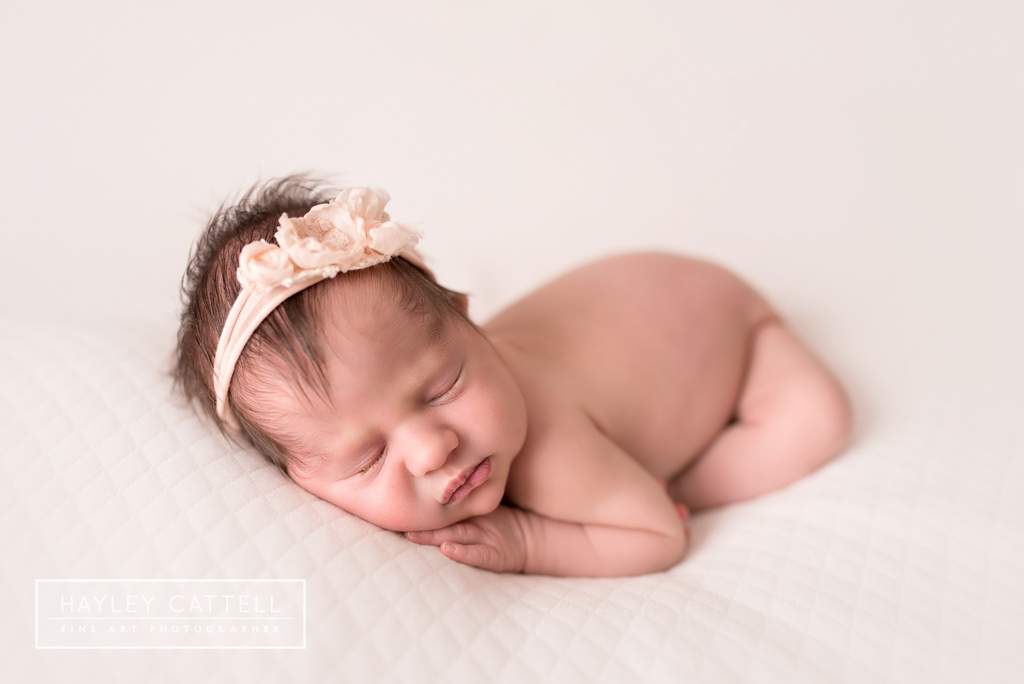Wakefield newborn photography sasha