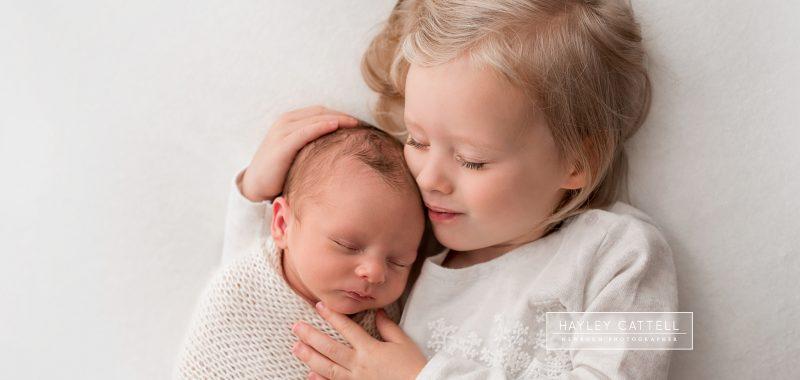 Newborn Baby Photographer Leeds - Fergus