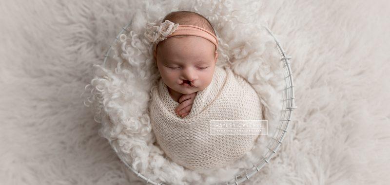 Specialist Newborn Photographer - Sansa