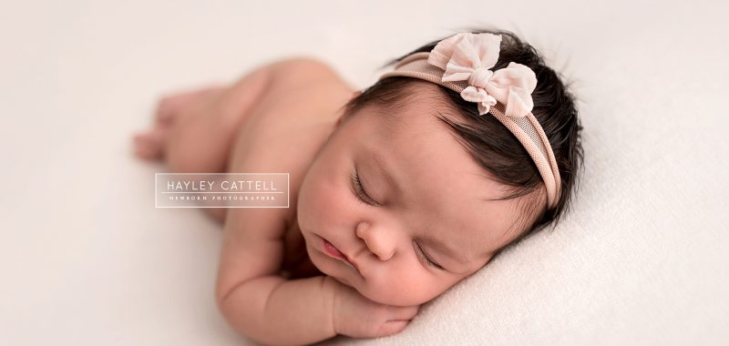 Newborn Baby Photographer Rotherham - Nixie