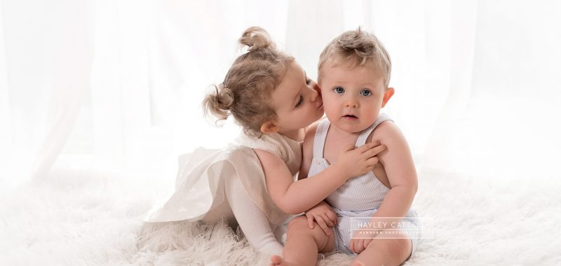 Rotherham Baby Photographer - Jamie & Sophie