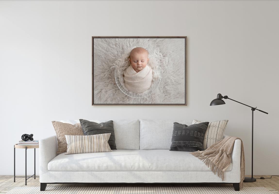 "50x36"" Premium Framed Acrylic"
