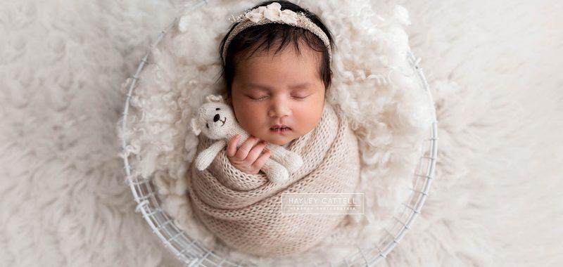 Raavi's Newborn Photography Session